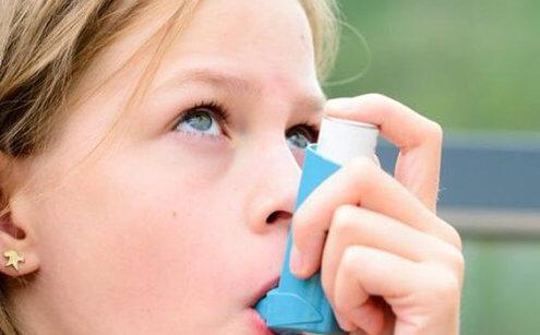 Çocuklarda Alerjik Astım Nedir